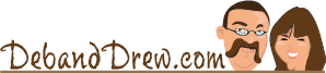 DebandDrew.com Logo